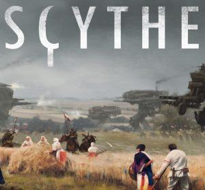 scythe brætspil