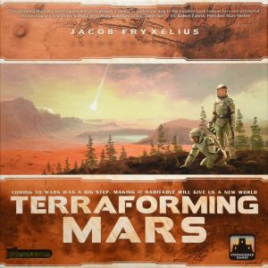 terraforming mars brætspil